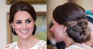 Hochsteckfrisurenen Neue Trends hochsteckfrisur duchess catherine bilder madame de