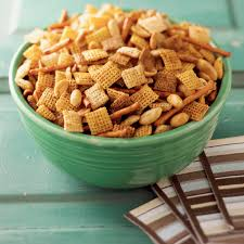 here u0027s a gluten free chex mix style snack recipe