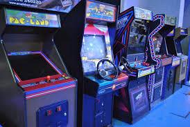 Arcade Barn Replay Arcade U0026 Amusements Classic Gaming Events