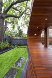 melbourne garden edging ideas deck contemporary with modern