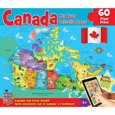 map of canada puzzle master pieces canada map puzzle kroeger toys r us