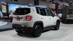white jeep renegade 2017 2017 jeep renegade deserthawk is yet another special edition crossover