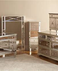 Bedroom Furniture With Hidden Compartments Marais Mirrored Furniture Collection Furniture Sets Bedrooms