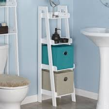 Bathroom Storage Ladder Bathroom Ladder Storage Wayfair