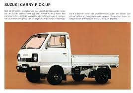 suzuki carry truck suzuki carry brochure