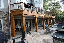 cedar porch post ideas home design ideas