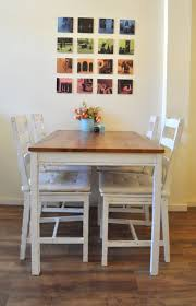 Ikea Tables Kitchen by מתיחת פנים שוודית משומשו Ikea Hack Dining Table Made By Me