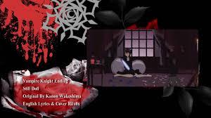 vampire knight ending still doll english cover riix0x youtube