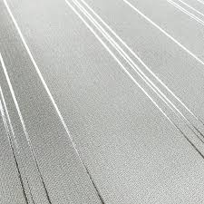 eve stripe grey silver metallic wallpaper 701481
