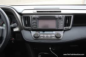 Toyota Rav4 2001 Interior Review 2014 Toyota Rav4 With The Truth About Cars