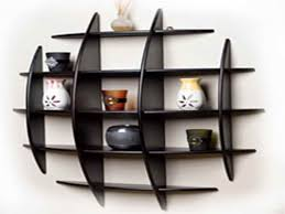 Best Wall Mounted Corner Shelves Images On Pinterest Corner - Wall hanging shelves design