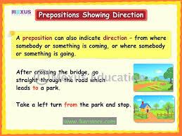 prepositions youtube