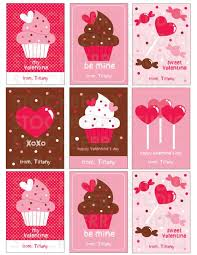 5 adorable printable valentine u0027s day cards on etsy com printable