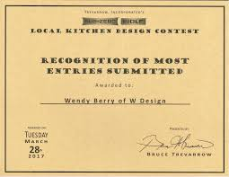 2017 Excellence In Kitchen Design W Design Awarded For Design Excellence In Sub Zero Wolf Local