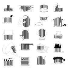 135 best code bare images on pinterest barcode design barcode