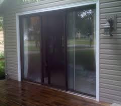 fogged glass door patio sliding door all fogged up