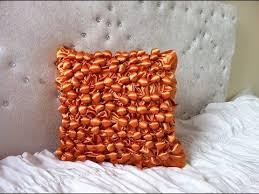 How Do I Make Cushion Covers Diy Bubble Cushion Cover 2 Ways Easy Youtube