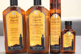 Shampoo For Itchy Scalp And Color Treated Hair Use Agadir Argan Oil Products To Moisturize Condition And Style Hair