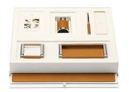 Desk Accessories Sets Graf Von Faber Castell Desk Accessories Gift Set