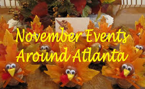 november events around atlanta