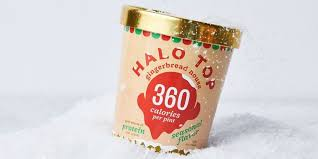 exclusive halo top s coming out with a new flavor for the holidays