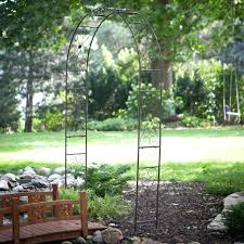 metal garden arbors canada home outdoor decoration