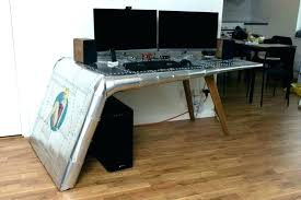 fold out wall desk cabinet with fold down desk an office cabinet with a fold out table