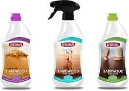 hardwood floor cleaner products weiman