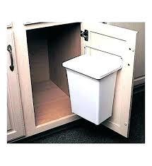 kitchen cabinet waste bins cabinet garbage bins kitchen island trash pullout trash pullout