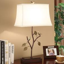 Desk Lights Office Retro Table Lights Two Bird On The Branches Office Desk L Metal