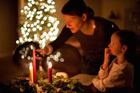 Advent Candle Lighting Readings The Advent Wreath A Popular Catholic Advent Devotion
