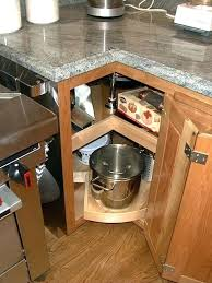 Lazy Susan Kitchen Cabinet  Sushistreamco - Lazy susan kitchen cabinet plans