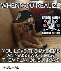 Raider Nation Memes - 25 best memes about raider nation raider nation memes