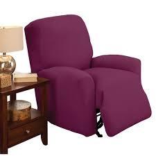 jersey stretch large recliner slipcover walmart com
