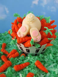 Decorated Easter Cupcakes Recipes by