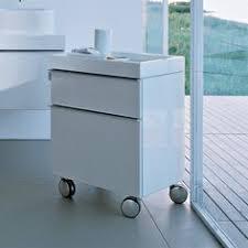 Rolling Bathroom Storage Cart by Rolling Bathroom Storage Home Design