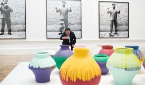 Academy Of Art Interior Design by Sneak Peek Ai Weiwei At London U0027s Royal Academy Of Arts Blouin
