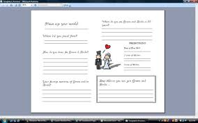 wedding guest book pages diy wedding guest book the wedding specialiststhe wedding