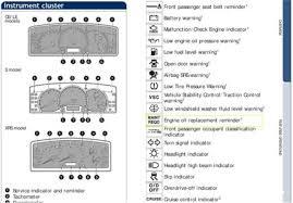 toyota car warning lights meanings toyota rav4 warning lights meaning www lightneasy net