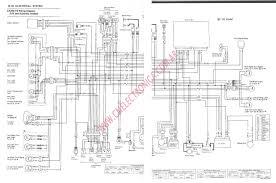 kawasaki bayou 250 wiring diagram autobonches com