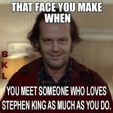 Books Meme - 16 stephen king memes only true fans will appreciate stephen