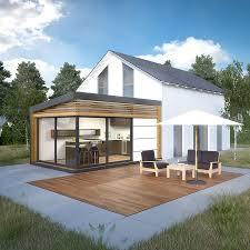 extension maison contemporaine cozyhome l u0027extension moderne et lumineuse accolée à votre