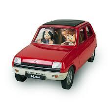 voiture renault la voiture renault r5ts de 1975 spirou et fantasio figures et vous