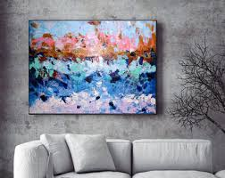 abstract handmade painting modern contemporary etsy your place to buy and sell all things handmade