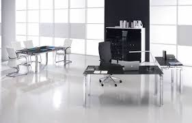 bureau verre design contemporain bureau en verre rock 4 160 cm x 80 achat bureau design 617 00