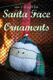 46 best diy santa ornaments images on santa ornaments