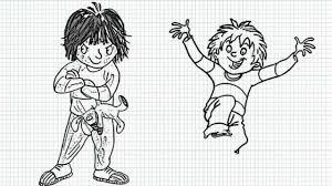 how to draw horrid henry video cartoon horrid henry youtube