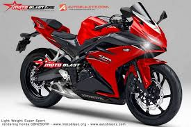 honda cbr motorbike honda cbr 250rr rendered as a production ready sports bike