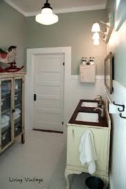 Finished Bathrooms Finished Master Bathroom Pictures Living Vintage