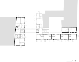 Camp Foster Housing Floor Plans by Práter Social Housing Atelier Peter Kis Architecture Lab